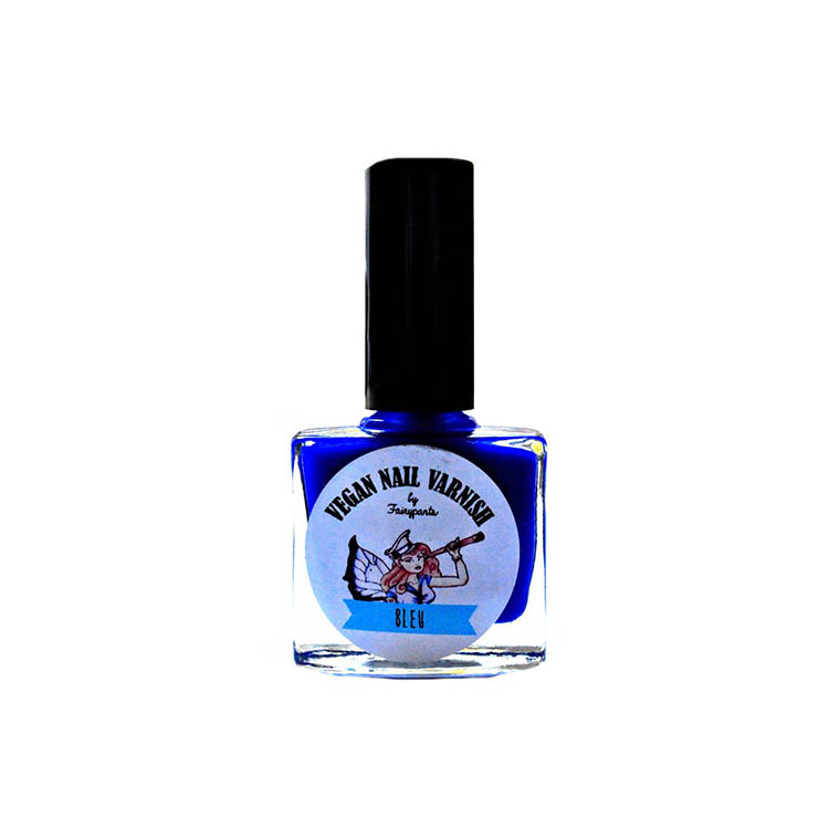 Bleu Paintbox Gel Nail Varnish