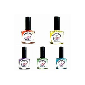 Matte Pastel Nail Varnish Gift Set