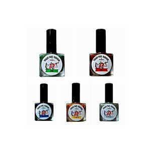 Metallic Nail Varnish Gift Set