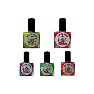 Neon Nail Varnish Gift Set