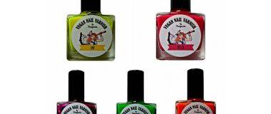 Neon Nail Varnish Gift Set