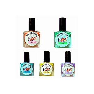 Pastel Nail Varnish Gift Set