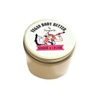 Rhubarb and Custard Body Butter