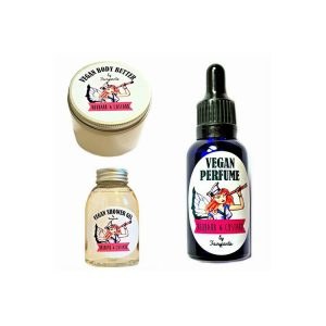 Rhubarb & custard fragrance Gift Set