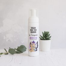Vegan and Cruelty free fake tan remover